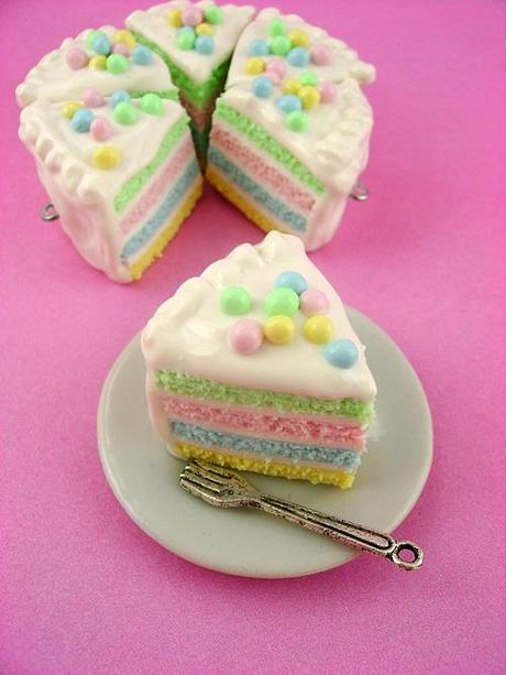 Easter Angel Food Cake Ideas