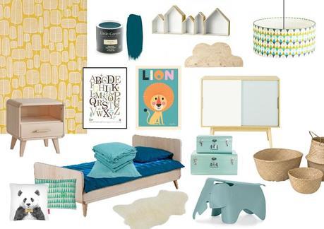 la d co pour une chambre de petit gar on voir. Black Bedroom Furniture Sets. Home Design Ideas