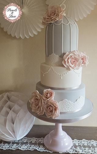 Decoration Pour Mariage Couleurs Rose Poudr Ef Bf Bd Et Gris