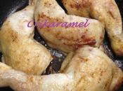 Cuisses poulet paprika grillé barbecue