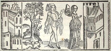 Le bas Moyen-âge : Fin amor et Art français ou francigenum opus.