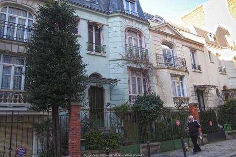 Balade insolite dans le 12 me jardins et voies atypiques for Les jardins de la villa porte maillot