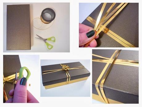 diy id es d 39 emballages cadeaux paperblog. Black Bedroom Furniture Sets. Home Design Ideas