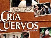 avril 2014, l'Institut Lumière Cría Cuervos Carlos Saura