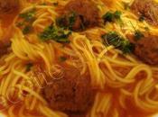 Spaghetti l'algérienne
