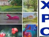 Sculpture peinture collage aquarelle association artistes roncquois