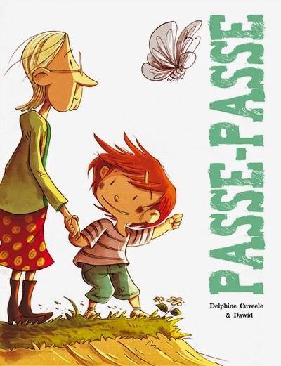 Passe-passe - Delphine Cuveele et Dawid