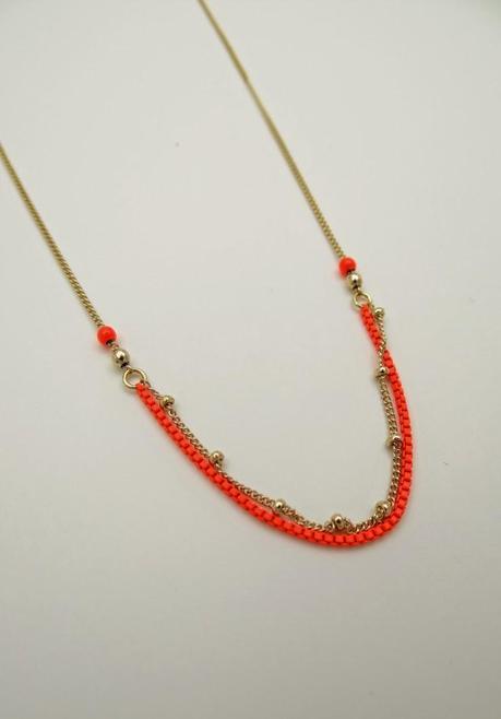 Les couleurs de l 39 t avec les bijoux judith b nita - Les couleurs de l ete ...