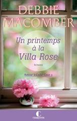 un printemps à la villa rose,debbie macomber,la maison d'hôtes; éditions charleston