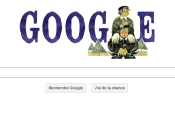 Doodle pour naissance Gérard Oury