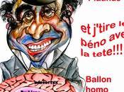 Platini Dichotomie entre Ballon Cerveau