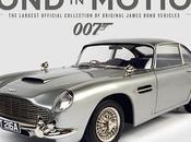véhicules James Bond s'exposent Londres