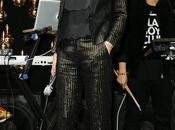 soirée lancement collection Kate Moss TopShop Oxford Circus hier...
