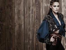 clichés campagne Chanel Paris-Dallas avec girl Kristen Stewart...