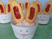 Muffins Lapin Pâques