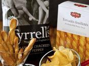 Tout pour apéritif avec Eric Bur, Tyrrells Esprit Gourmand. Jour concours anniversaire Panier Saison... n'est fini!