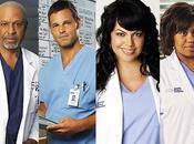 Grey's Anatomy Quatre acteurs signent pour saisons supplémentaires