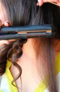 5 Fa 231 Ons De Friser Ses Cheveux Avec Son Fer Plat Paperblog