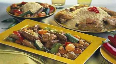 La cuisine marocaine introduction for Cuisine juive marocaine