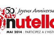 Nutella fête Domaine Sceaux