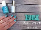 Nail Blue Lagoon