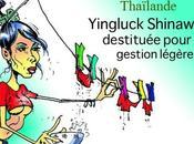 DESSIN PRESSE: Destitution Thaïlande