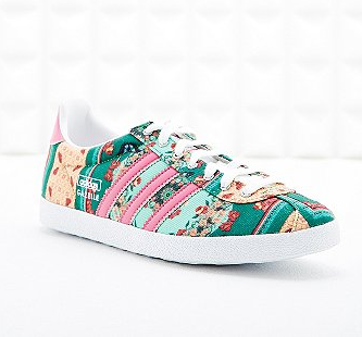 Baskets Adidas Gazelle X Farm