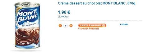 Cr me au chocolat maison contre cr me industrielle voir - Creme au chocolat maison ...