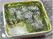 Parmentier poisson légumes verts