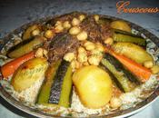 couscous marocain viande poulet