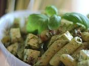 ~Salade pâtes feta pesto~