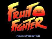 Fruit Fighter Oasis lance d'arcade rétro