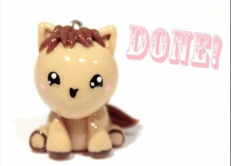 tuto fimo cheval kawaii paperblog