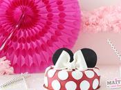 Gateau d'anniversaire Minnie trop facile pâte sucre Vahiné