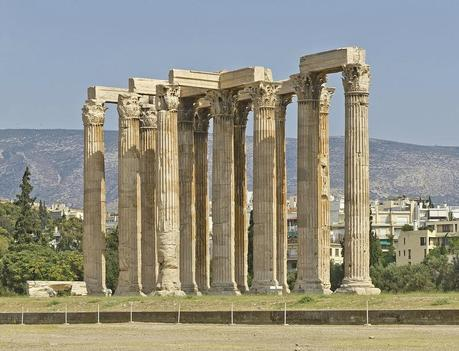 Architecture de la grece antique paperblog for Architecture grec
