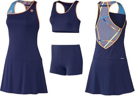robe tennis adidas