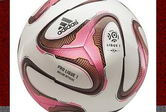 le ballon officiel de la ligue 1 pour la saison 2014 2015 paperblog. Black Bedroom Furniture Sets. Home Design Ideas