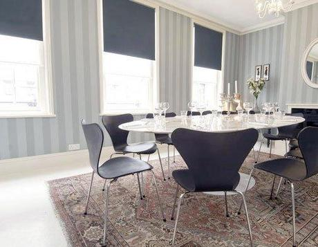 conseils pour bien choisir le tapis de la salle manger. Black Bedroom Furniture Sets. Home Design Ideas