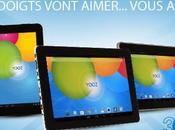 Version tablettes YOOZ