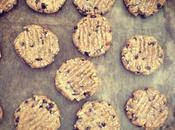 Biscuits chocolat-sésame (vegan)