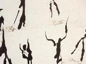 """Galerie BERTHET-AITTOUARES exposition HENRI MICHAUX """"Aventure signes"""""""