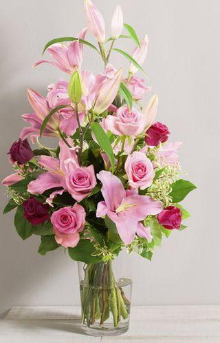 offrir quelques rose ou un beau bouquet avec interflora paperblog. Black Bedroom Furniture Sets. Home Design Ideas