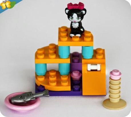 Lego friends animaux s rie 1 ca casse les briques 1 paperblog - Jeux lego friends gratuit ...
