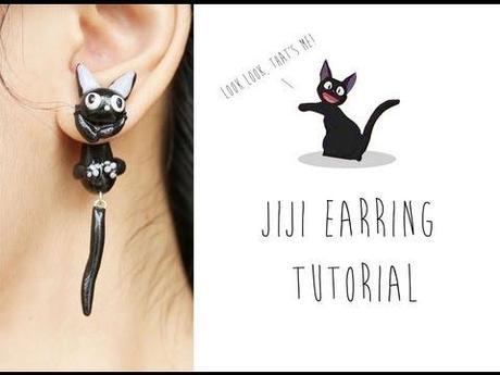 Boucles d oreilles originales faire en p te fimo - Faire un porte boucle d oreille ...