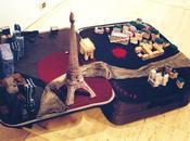 Paris dans valise