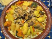 Couscous Marocain plat toutes festivités