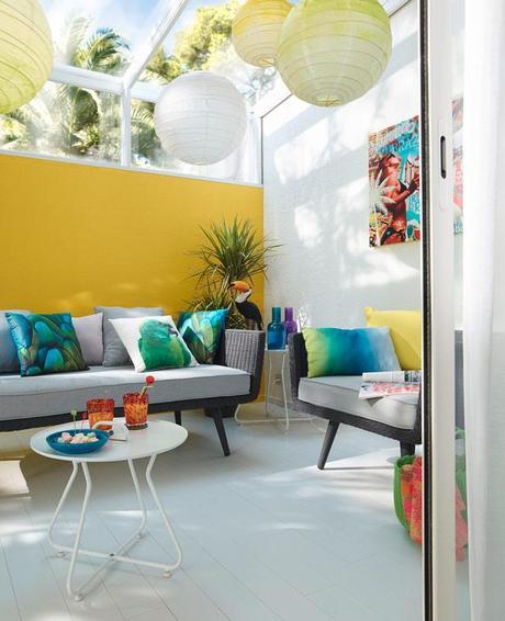tendance d co le br sil paperblog. Black Bedroom Furniture Sets. Home Design Ideas