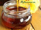 Sirop sucre façon miel pour gâteaux