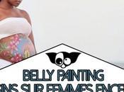 Belly Painting Peinture ventre femmes enceintes