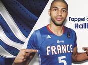 nouveau maillot manches pour l'Equipe France basket!